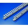 Canaleta Plastica Flexível Fd-30 - 50 Centimetros