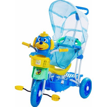 Triciclo 3 Em 1 Para Criança - Frete Grátis