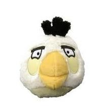 Angry Birds White Bird Com Som - Toy Plus - 90794
