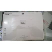Tampa Traseira Galaxy Note 10.1 2014 Edition 3g - Branca