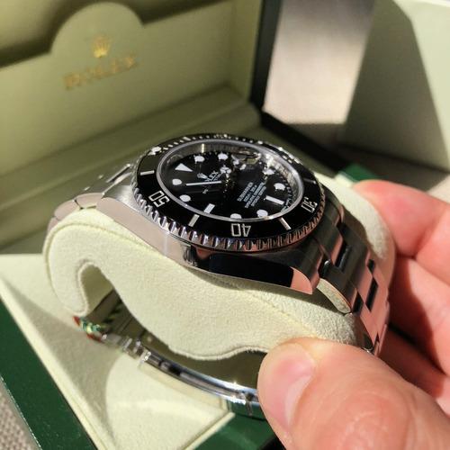 5ff18fffb89 Relogios Rolex Submariner Steel Variados+caixa E Documentos!