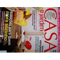 Revista Casa E Jardim Nº 589 - Fevereiro/2004