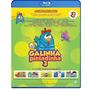 Blu-ray Galinha Pintadinha 3 * Frete Grátis *