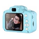 Câmera Fotográfica Infantil Criança Digital Usb Foto E Vídeo