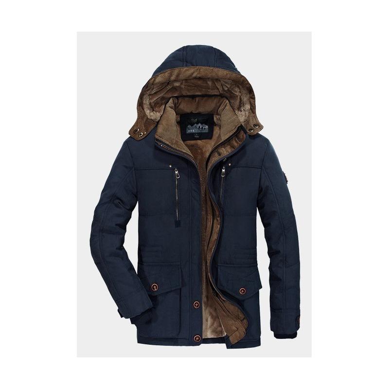 261c5c5e1bc Jaqueta Casaco Blusa Slim Fit Masculina Frio Inverno em Congonhas ...
