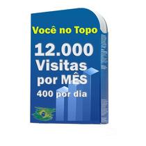 74aa032d90 12.000 Visitas Por Mês Para Sites, Blog, Loja Virtuais. à venda em ...
