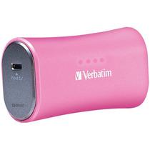 Verbatim 98361 2,200mah Portable Power Pack (rosa)