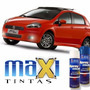 Tinta Spray Automotiva Ford Vermelho Bari + Verniz 300ml