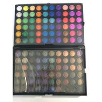 Maquiagem Profissional - Paleta Sombras 120 Cores - Sp120#5