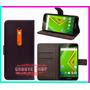 Capa Case Flip Carteira Moto X Play Xt1563 + Película Vidro