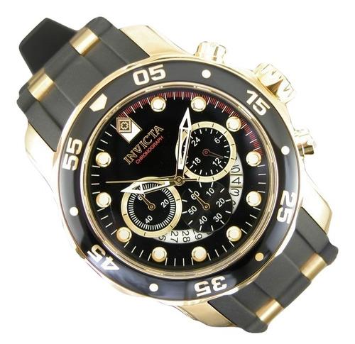 33365fbc789 Relógio Invicta Cronografo Pro Diver Ref 6981 100% Original
