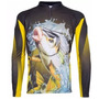 Camiseta Pesca Sublimada Uv - Kff78 Piau Nota Fiscal