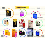 Kit Com 6 Perfumes Paris Elysees Promoção Imperdivel