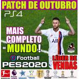 Patch Pes 2020 E-football Ps4 -versão 2020 Leia A Descrição