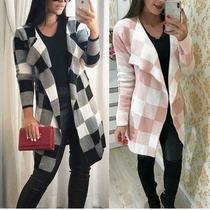 80d520a3c Busca casaco xadrez feminino com os melhores preços do Brasil ...