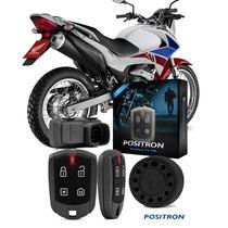 Alarme Moto Positron Falcon Honda 2012/.. Especifico Doublok