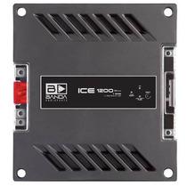 Módulo Amplificador Banda Ice 1200w Rms 1/2 Ohms