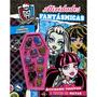 Livro Atividades Fantásmicas Monster High - Dcl