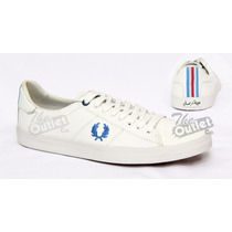 Tenis Fred Perry Sapatenis N Armani Hollister Sergio K Fred