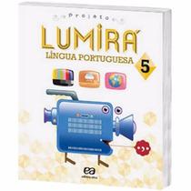Livro -projeto Lumira Lingua Portuguesa 5º Ano