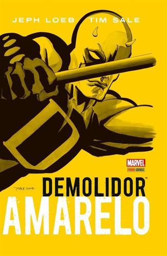 Demolidor: Amarelo - Capa Dura