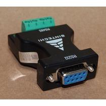 Adaptador Conversor Rs232 Rs485 Sintechi 1200m Frete $8