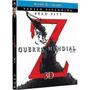Guerra Mundial Z Bluray 3d + 2d Versão Extendida Original