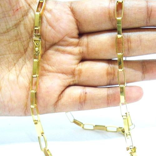d275f41c756 Cordão Cartier Ouro 18kl 750 Maciço Corrente 20 Gramas 60cm
