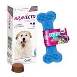 Bravecto Antipulgas E Carrapatos Cães De 40 A 56kg + Brinde