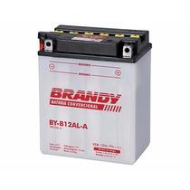 Bateria Brandy Yb12al-a Virago 535, Tenere 600 , Bmw 650