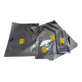 Embalagem Antiestática Metaliza150x100mm 100pcs P/ Hd Note