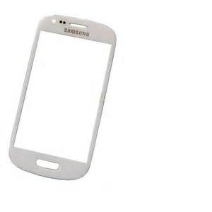 Tela Vidro S3 Mini Samsung Galaxy I8190 Lente Touch + Brinde
