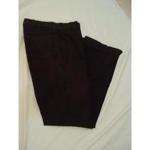 Calça Preta Sarja Masculina Da Samed Jeans Wear Tamanho 46
