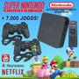 Super Retro Box - Video Game Retro Com 7000 Jogos - 64gb
