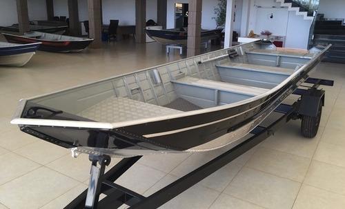 BARCO PETY AMAZONAS 550 SL -  ''SEMI CHATO''