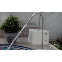 Cascata Para Piscina Aço Inox 304 Modelo Jato Splash