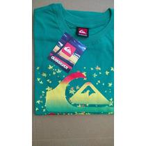 Kit 5 Camisetas Atacado Surf Marcas Famosas 100% Original