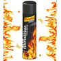 Tinta Spray Alta Temperatura Preto Fosco Escapamento Moto