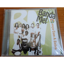 Cd Banda Mel - Importado Do Japão