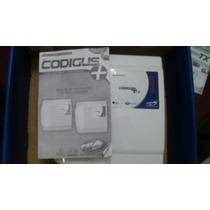 Kit - Central De Alarme Ppa - Codigus 7+8 (sensores+bateria)
