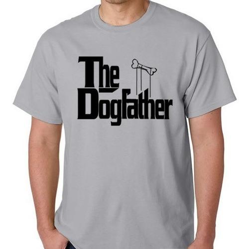 Camisa Camiseta Blusa Cachorro Animais Cachorros Dogfather