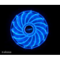 Cooler Fan De Gabinete 120mm Akasa Ak-fn091-bl Vegas Azul