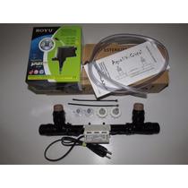 Filtro Uv-c 8w + Bomba De 700l/h Clean Jump Aquários E Lagos