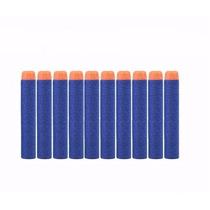 Refil C/ 100 Mega Dardos Nerf Azul