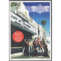 Dvd - Rbd - Live In Hollywood - Maite Perroni Beorlegui