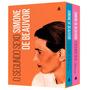 Box O Segundo Sexo 2 Volumes Simone De Beauvoir