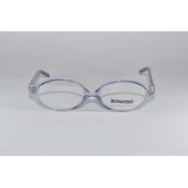 Armação De Óculos Infantil Turma Da Monica