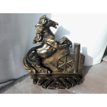Porta Espetos Para Churrasqueira( Em Fibra De Vidro (cavalo)