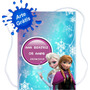 50 Mochilinhas Personalizadas Frozen
