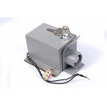 Trava Tec Elétrica Fechadura Portão Eletrônico Basculante